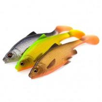 SAVAGE GEAR - Gumová Nástraha 3D LB Roach Paddle Tail 7,5cm 5g 4ks