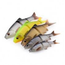 SAVAGE GEAR - Gumová nástraha 3D LB Roach Swim n Jerk 12,5cm 18g 2ks