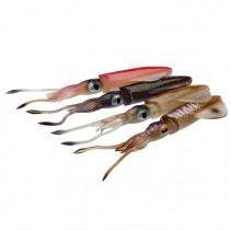 SAVAGE GEAR - Gumová nástraha 3D Swim Squid 4ks 9,5cm 5g