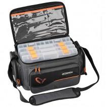 SAVAGE GEAR - Taška na nástrahy System Box Bag L (24x47x30cm)