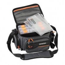 SAVAGE GEAR - Taška na nástrahy System Box Bag M (20x40x29cm)