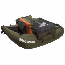 SNOWBEE - Belly Boat Float Tube Kit