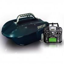 SPORTCARP - Zavážecí lodička GPS Smart + Boilies ZDARMA!