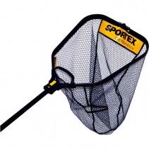 SPORTEX - Pogumovaný rybářský podběrák