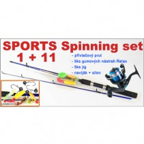 SPORTS - Spinning set s navijákem 30