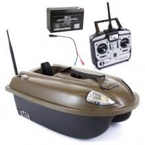 SPORTS - Zavážecí loďka M1 - zásobník 2kg + Náhradní baterie + Boilies ZDARMA!