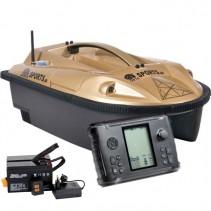 SPORTS - Zavážecí loďka Prisma 6 AKU SET