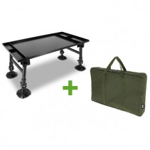 NGT - Stolek Dynamic Bivvy Table + Obal ZDARMA!