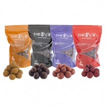 THE ONE - Rozpustné Boilies Soluble 22mm 1kg