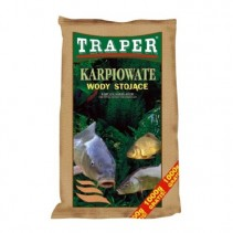 TRAPER - Krmítková směs Kapr Jezero 5kg