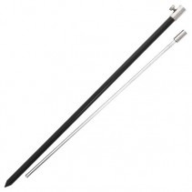 ZFISH - Vidlička Bank Stick Black 50-90cm