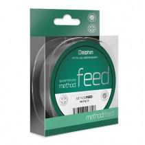 DELPHIN - Vlasec na feeder Method Feed šedý 300m