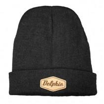 DELPHIN - Vlněná zimní čepice
