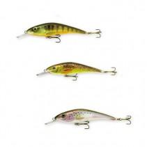 GOLDY - Wobler Challenger 13cm multicolor