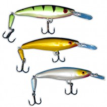 UGLY DUCKLING - Wobler Jointed 9,5cm