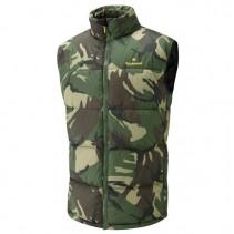 WYCHWOOD - Vesta Puffer Gilet Camouflage