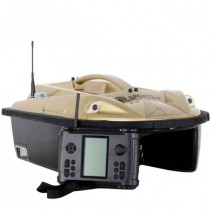 SPORTS - Zavážecí loďka PRISMA 5 + Sonar + GPS + Boilies ZDARMA!