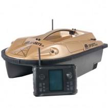 SPORTS - Zavážecí loďka Prisma 5 se sonarem a GPS + Boilies ZDARMA!