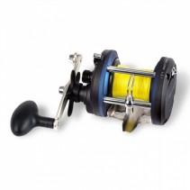 ZEBCO - Multiplikátor Saltfisher Trolling LF 30 + Šňůra