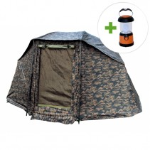 "ZFISH - Brolly Storm Camo 60"" + LED lampa ZDARMA!"