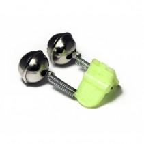 ZFISH - Rolnička dvojitá Double Bell Clip 2ks