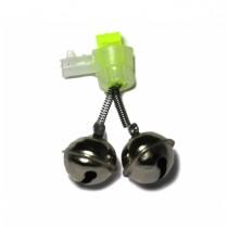 ZFISH - Rolnička dvojitá Double Bell Light Clip 2ks
