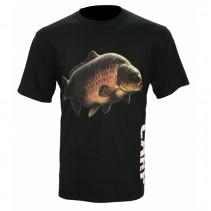 ZFISH - Tričko Carp T-Shirt Black
