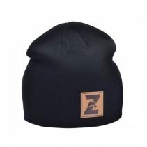 ZFISH - Zimní čepice Black Beanie