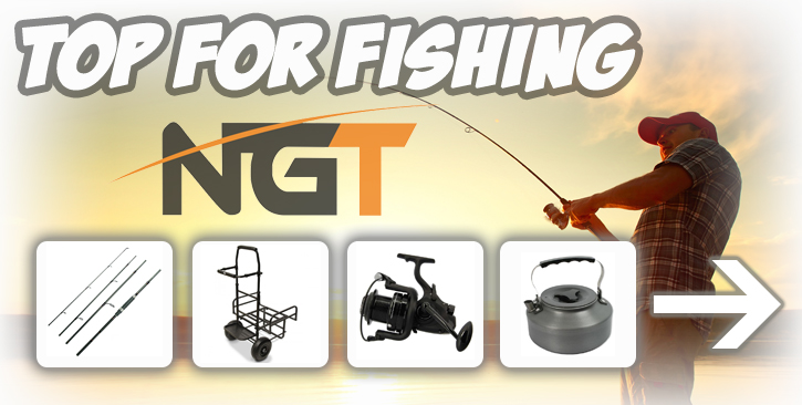 NGT - Top For Fishing - Ráj rybářů.cz